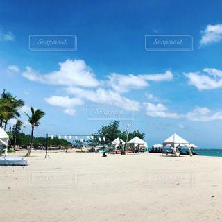 バリ島、クタビーチの写真・画像素材[1412650]
