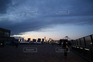 夜景の写真・画像素材[509984]