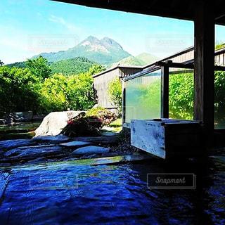 温泉の写真・画像素材[552945]