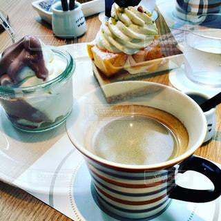 コーヒーの写真・画像素材[599537]