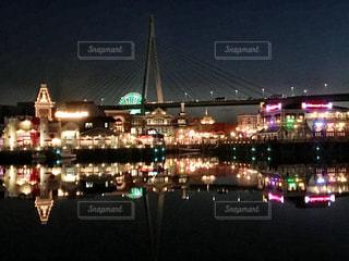 夜景の写真・画像素材[510696]