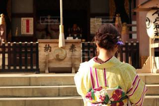 神社の写真・画像素材[588278]