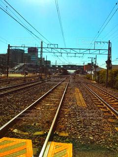 線路の写真・画像素材[1007815]