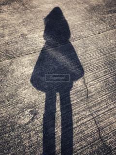 影の写真・画像素材[1030649]