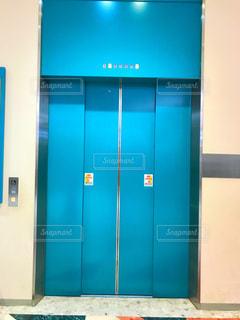 エレベーターの写真・画像素材[1031285]
