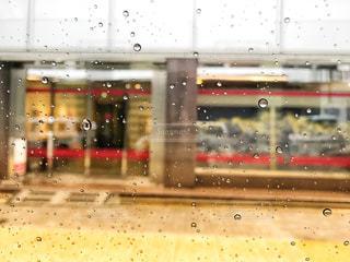 雨の日の写真・画像素材[1070215]