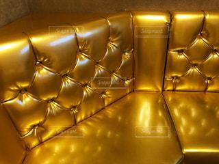 カラオケ店のソファーの写真・画像素材[1511603]