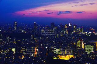 夕日の写真・画像素材[533837]