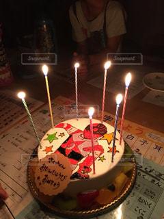 ケーキの写真・画像素材[512567]