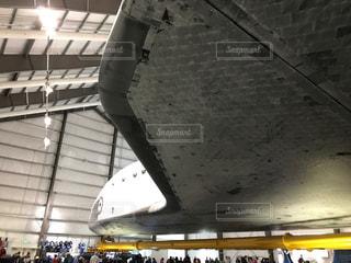 スペースシャトルの写真・画像素材[512366]