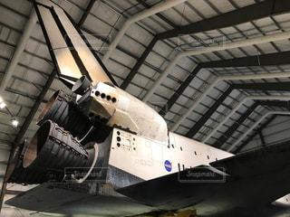 スペースシャトルの写真・画像素材[512367]