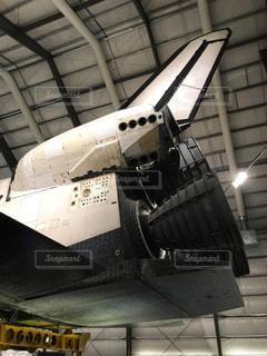 スペースシャトルの写真・画像素材[512369]