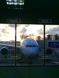 飛行機の写真・画像素材[515610]