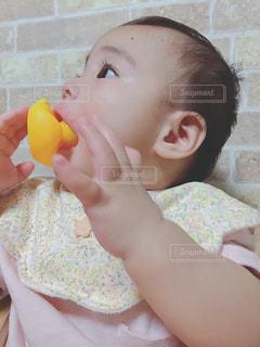 赤ちゃんの写真・画像素材[669529]