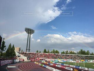 虹の写真・画像素材[512852]