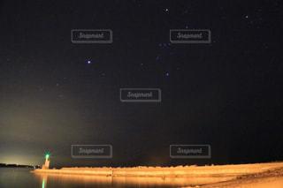 夜空の花火の写真・画像素材[1774275]