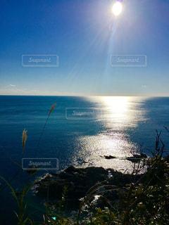 黒潮の海の写真・画像素材[864255]