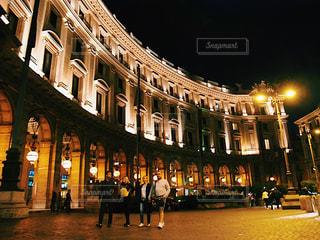 夜景の写真・画像素材[543648]