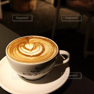 カフェの写真・画像素材[515861]
