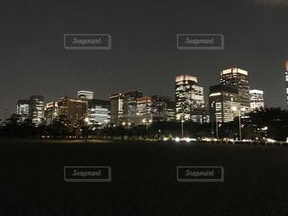 夜景の写真・画像素材[515977]