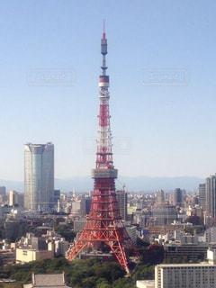 東京タワーの写真・画像素材[543378]