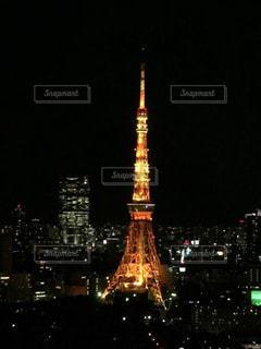 東京タワーの写真・画像素材[543392]