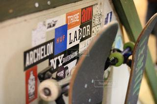 スケートボードの写真・画像素材[516064]