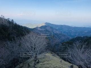 山の風景の写真・画像素材[2696899]