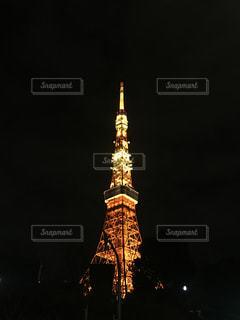 東京タワーの写真・画像素材[392142]