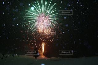 雪の写真・画像素材[392148]