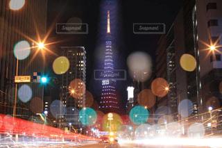 東京タワーの写真・画像素材[1711399]