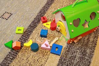 近くにおもちゃのの写真・画像素材[1072202]