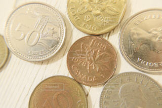 コインの写真・画像素材[1132998]