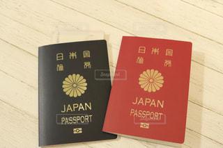 パスポートできたの写真・画像素材[1133176]