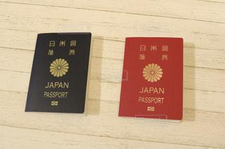 パスポートの写真・画像素材[1133186]