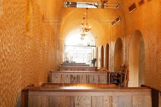 木製キャビネット キッチンの写真・画像素材[1142913]