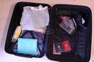 荷物のバッグの写真・画像素材[1210989]