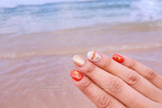 近くのビーチの写真・画像素材[1234014]