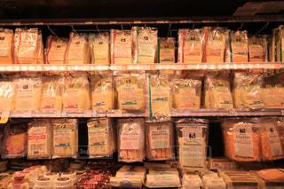 食品の多くに満ちてストアの写真・画像素材[1234492]