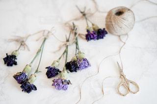 花のクローズアップの写真・画像素材[2179498]