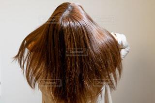 女性のクローズアップの写真・画像素材[3761364]