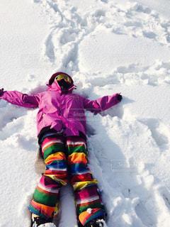 雪の写真・画像素材[562730]