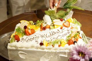ケーキの写真・画像素材[651112]