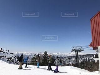 冬の写真・画像素材[832686]