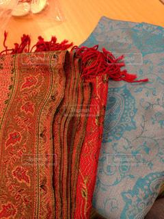 スカーフの写真・画像素材[575988]