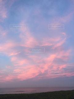 空の雲の写真・画像素材[773542]
