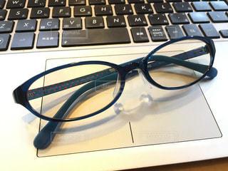 眼鏡の写真・画像素材[518397]