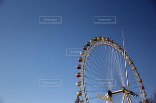 青空の写真・画像素材[522471]