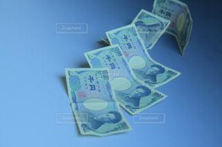 お金の写真・画像素材[518835]