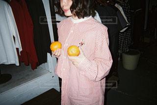 オレンジの写真・画像素材[519349]